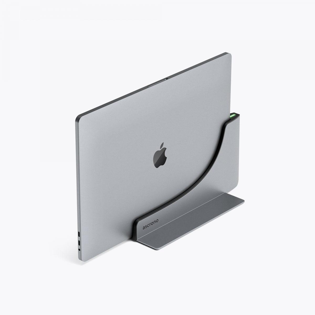 MacBook docking station design